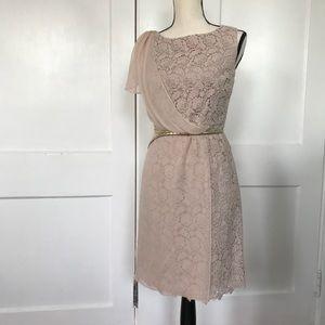 Ann Taylor Lace Dress Sz S